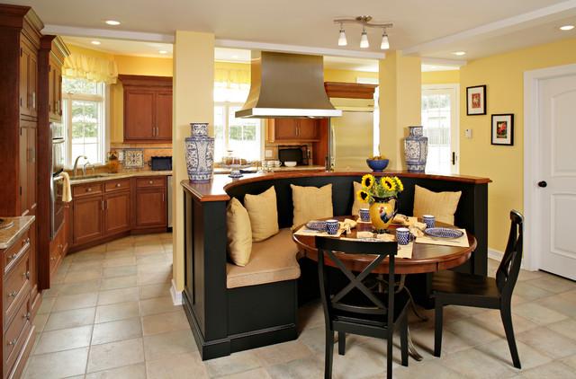 Dwyer Kitchen Traditional Kitchen Newark By Sawhorse Designs