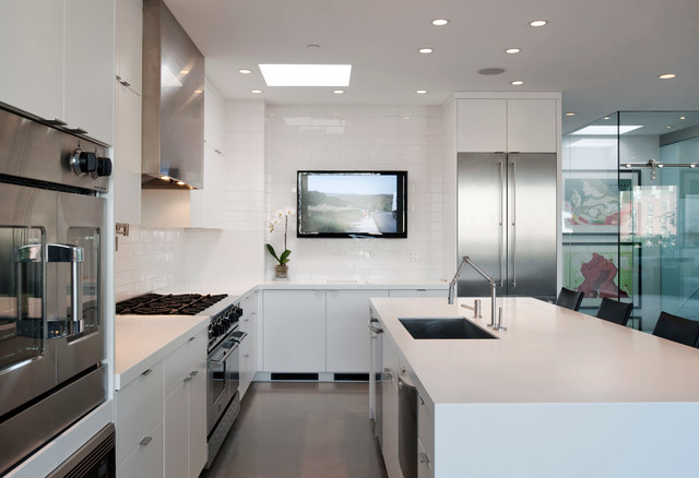 Dyna Kitchens Contemporary Kitchen Seattle By Dyna