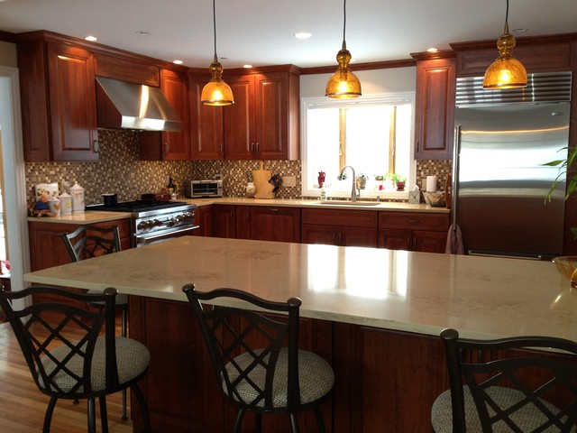 Dynasty By Omega Cabinetry Kitchens By Design Danbury Ct Transitional Kitchen New York