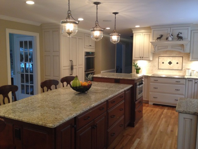 Dynasty | Omega project - Traditional - Kitchen - boston ...