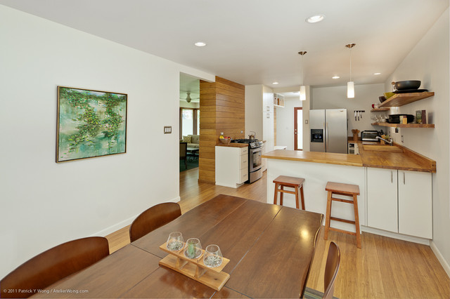 Dywer Remodel contemporary-kitchen