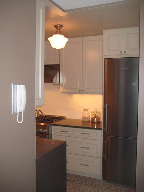 E. 15th Street contemporary-kitchen