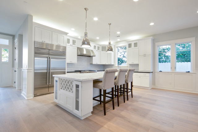 E 19th St Costa Mesa Traditional Kitchen Orange County By Rellion Homes