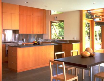 E.Cobb Architects Inc. modern-kitchen