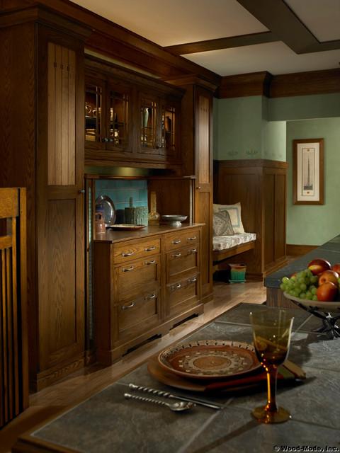 E: Wood Mode 3 traditional-kitchen