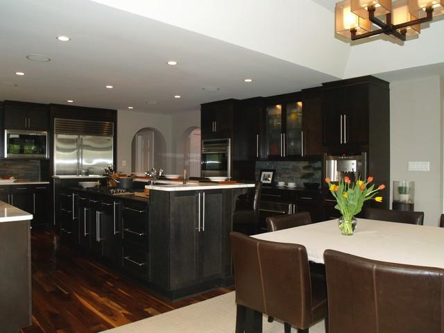E3 Cabinets & Design modern-kitchen