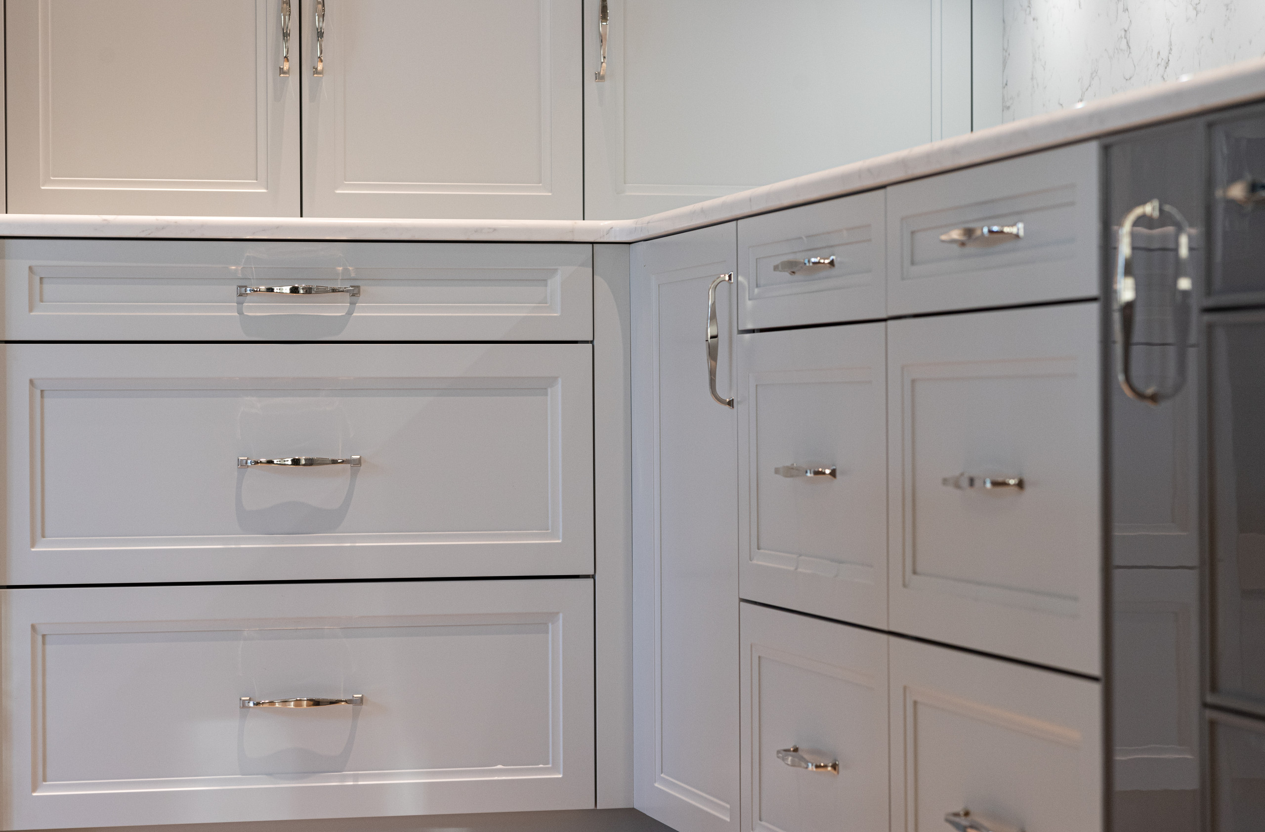 each cabinet is custom designed for specific purposes