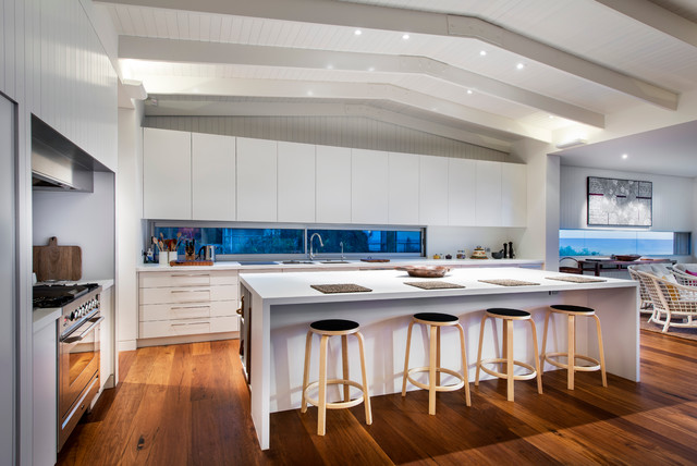 Eagle Bay Beach House Western Australia Contemporary Kitchen Perth By Zorzi