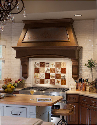 Eagle Cove traditional-kitchen