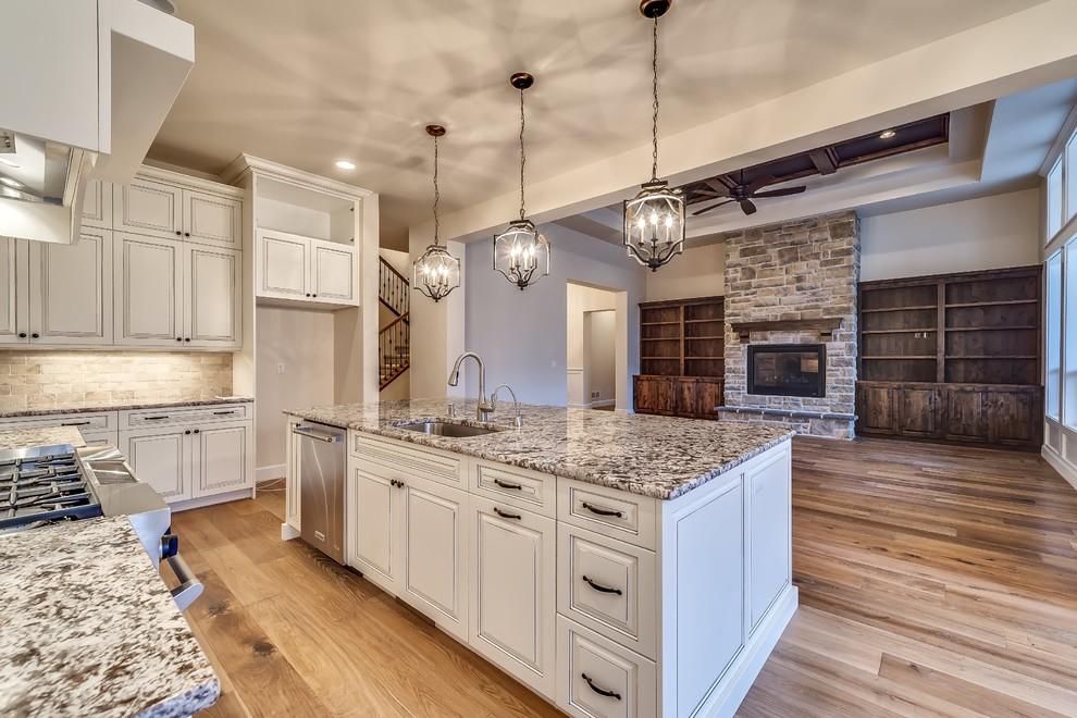 Eagle Idaho, MKA Residence - Transitional - Kitchen ...