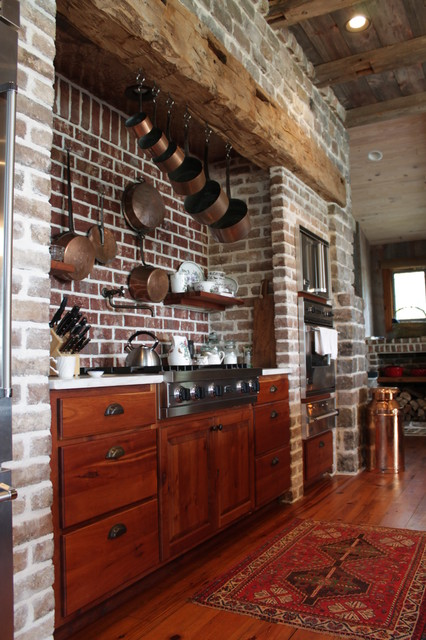 Eagle View traditional-kitchen