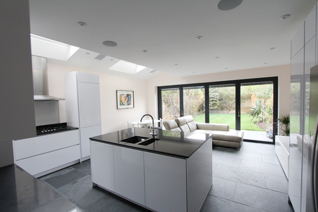 Ealing single storey side extension and internal alterations for Kitchen ideas ealing