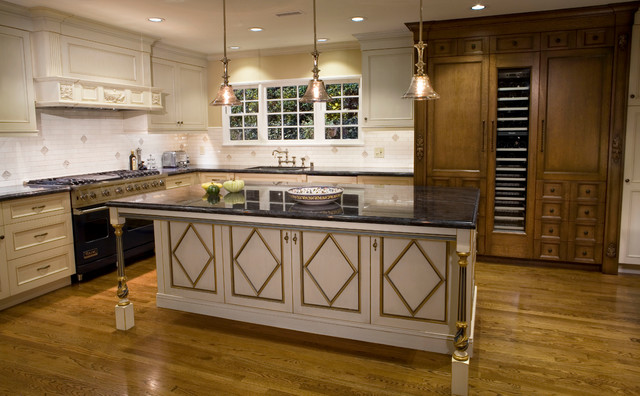Early american kitchen design home design and decor reviews