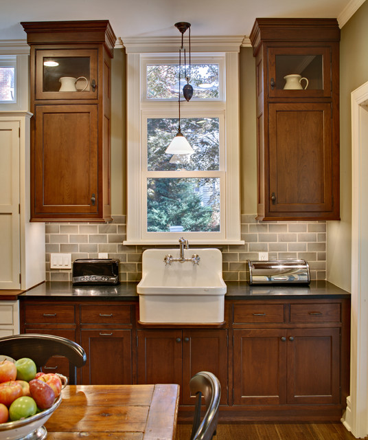 Earth tone kitchen for Earthy kitchen ideas