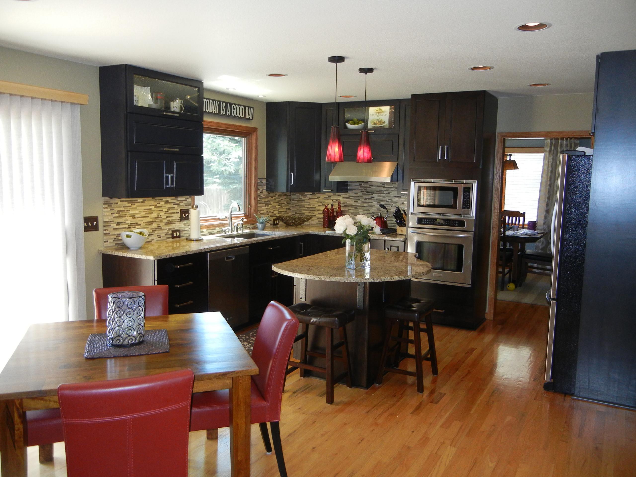 Earthy Modern Kitchen
