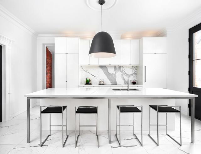 Contemporary - Kitchen - Toronto