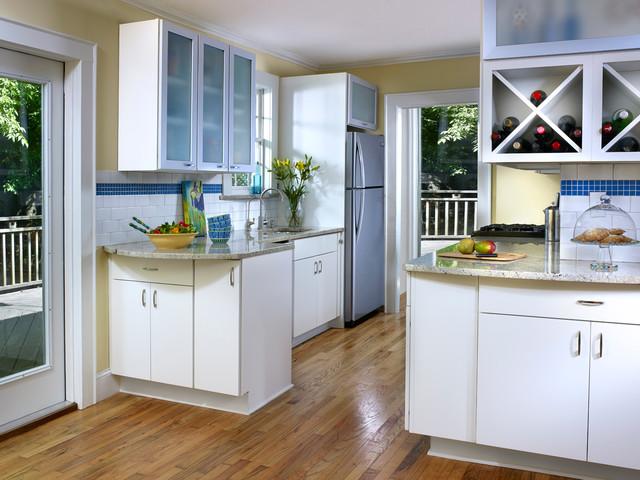 East Atlanta Village Kitchen Remodel transitional-kitchen