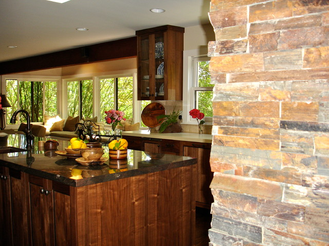 East Bay Kitchen traditional-kitchen