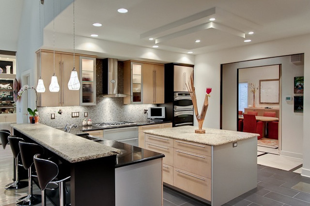 East End Iv Contemporary Kitchen Louisville By