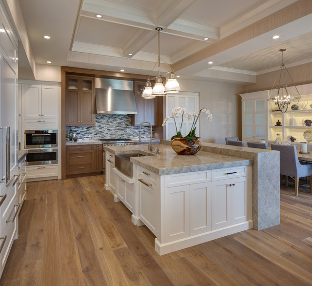 kitchen with islands east coast penthouse transitional kitchen by w 3495
