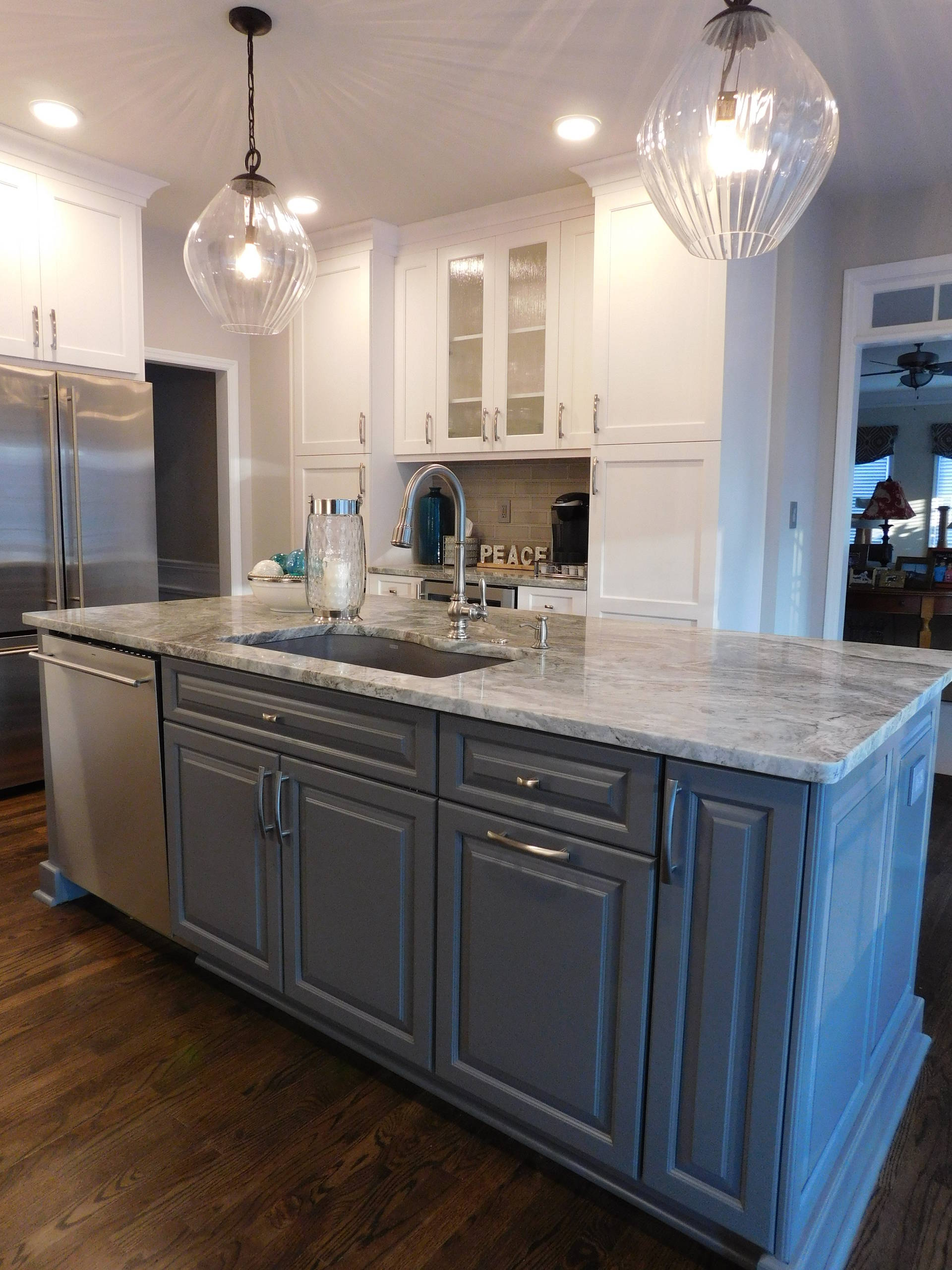 East Cobb Modern Kitchen
