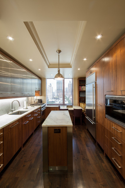 East End Kitchen - Contemporary - Kitchen - New York