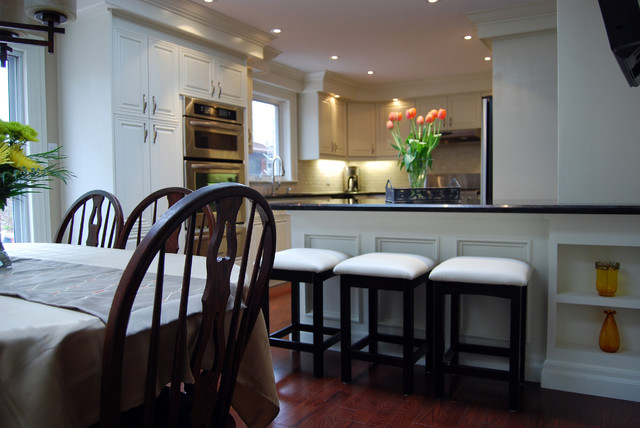 East End Contemporary Kitchen Toronto By Woodsmith