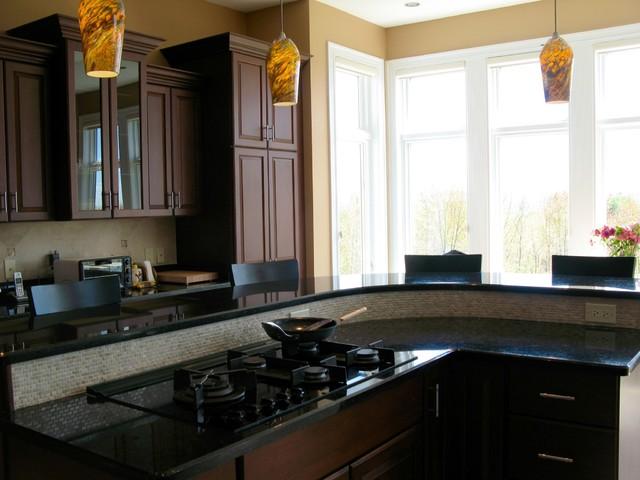 ... Interior Design - Transitional - Kitchen - other metro - by -B Designs