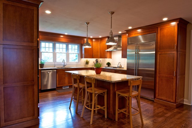 East Hills Kitchen traditional-kitchen