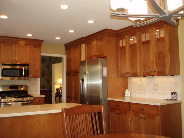 East Lansing Kitchen Remodel Traditional Kitchen Other By Julie Westerfield Of Mcdaniels