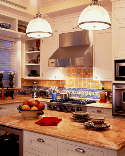 traditional kitchen by Gleicher Design Group