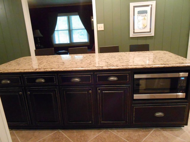 East Memphis Remodel Contemporary Kitchen Other by