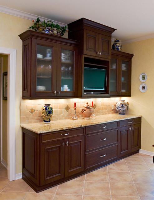 East Ridge Cottage Kitchen traditional-kitchen