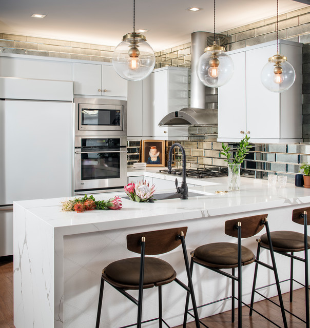 Eclectic Kitchens: San Francisco