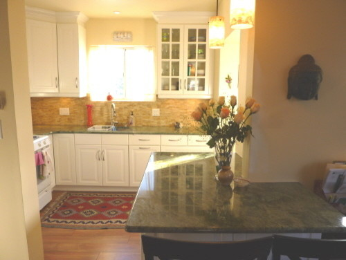 East York Project traditional-kitchen