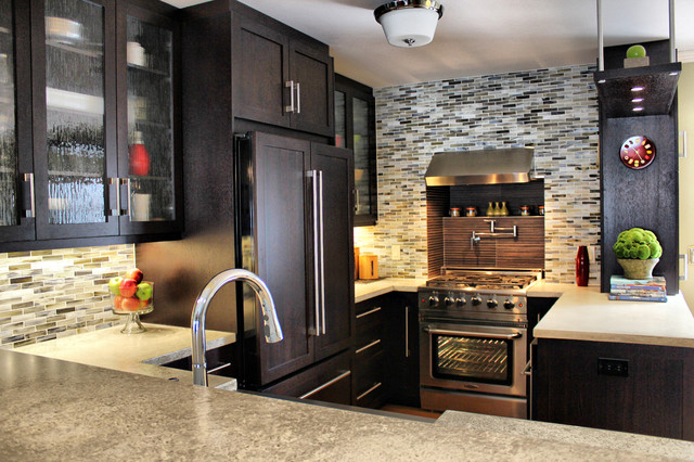 Eastchester contemporary-kitchen