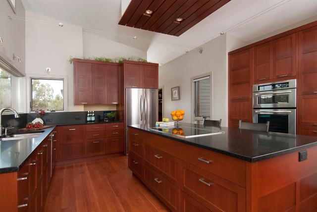 Eastern Oregon Modern Ranch contemporary-kitchen