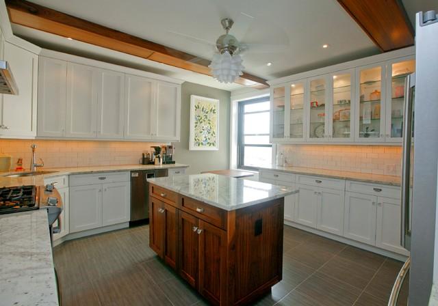 Eastern Parkway modern-kitchen