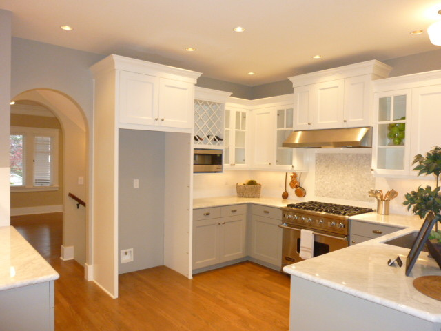 Eastmoreland Bungalow Remodel traditional-kitchen
