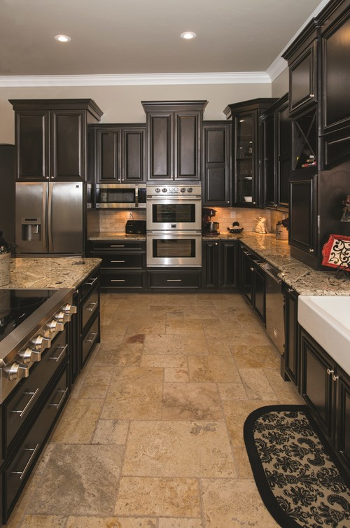 kitchen interiors designs what is the type and name of floor used 1830