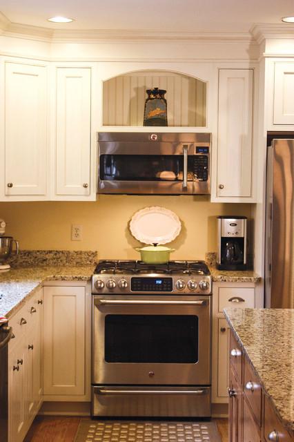 easton traditional kitchen boston by southcoast