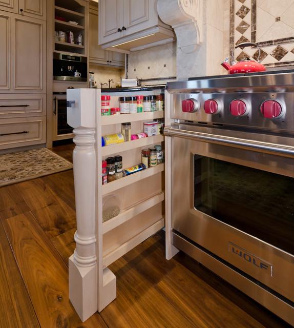 Eaton House Professional traditional-kitchen