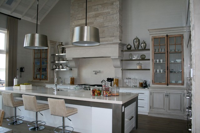 Eclectic 1 rustic kitchen toronto by bellini for Bellini kitchen cabinets