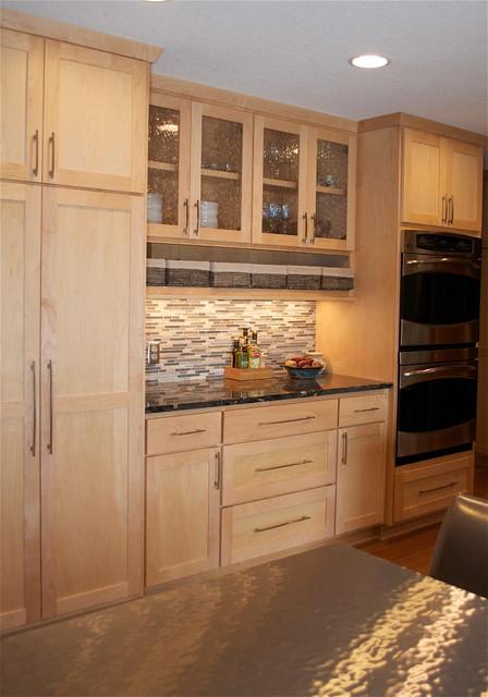 Eclectic Blue Kitchen eclectic-kitchen