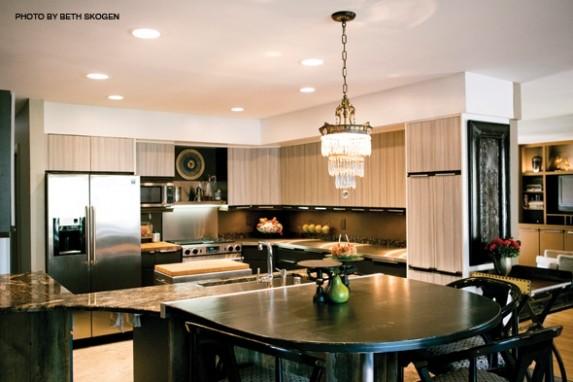Eclectic Excitement eclectic-kitchen