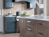 contemporary kitchen Room of the Day: Eclectic and Casual in a Michigan Great Room (6 photos)