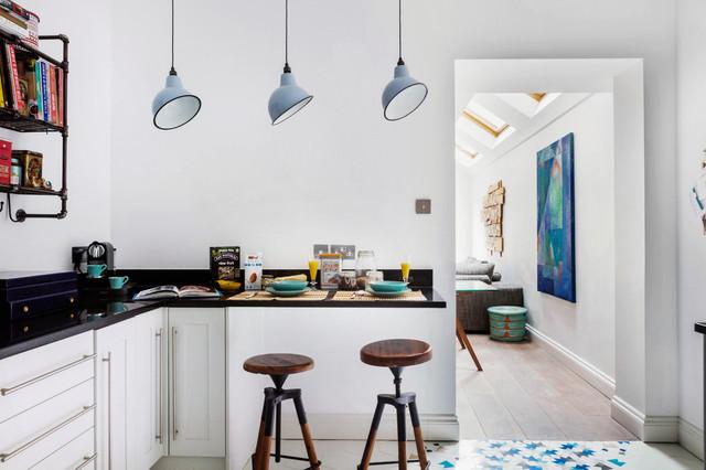 Eclectic Kitchen Design Scandinavian Kitchen