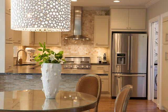 آشپزخانه هر جا گزیننده توسط گارت طراحی هدر