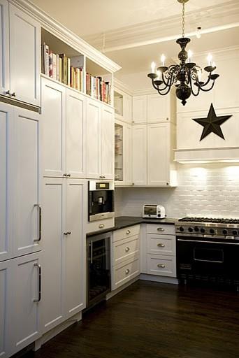 Soho Loft eclectic-kitchen