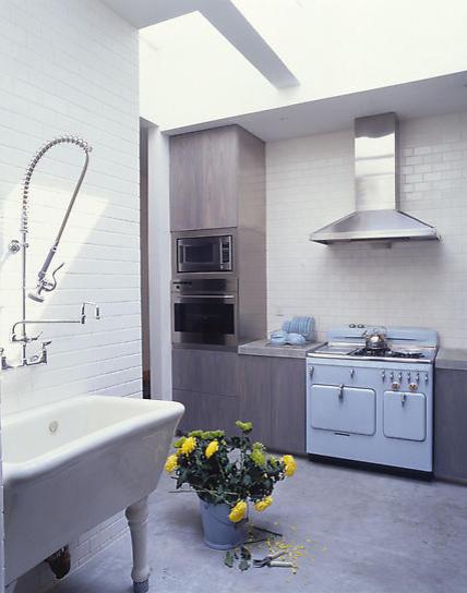 Loft Vintage Kitchen eclectic-kitchen